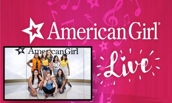 American Girl LIVE! at The Paramount