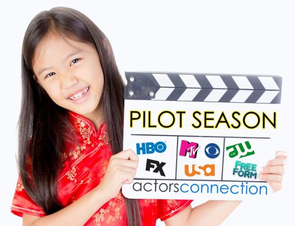 Kids + Teens Pilot Season Weekend with 5 Casting Directors & Talent Agents at Actors Connection