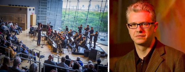 New York Youth Symphony Jazz Ensemble with Matt Wilson at Dizzy's Club at Jazz at Lincoln Center
