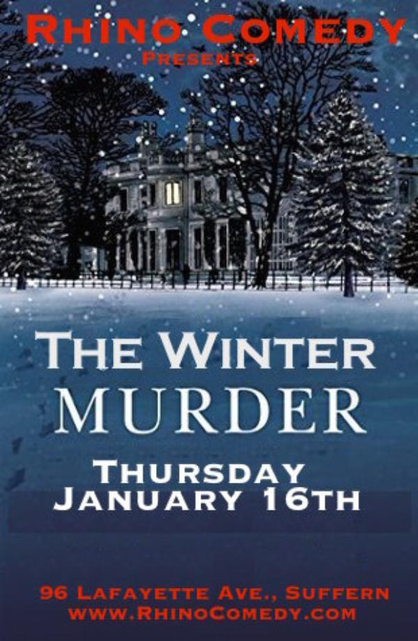 Murder Mystery Night at Rhino Comedy Club