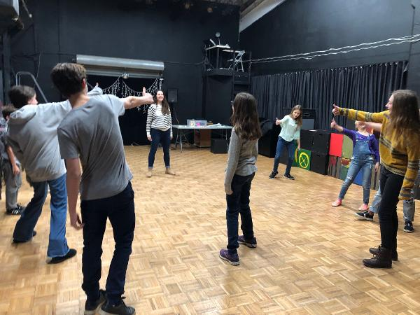 Acting Technique and Scene Study After-School Classes at Chaos Studios