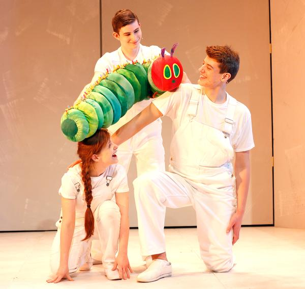 'The Very Hungry Caterpillar Show' at DR2 Theatre