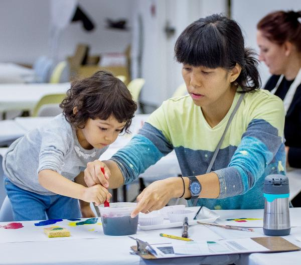 Art for Tots | Art on Display: Clay Day at Noguchi Museum