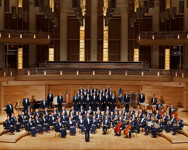 The United States Air Force Concert Band and Singing Sergeants from Washington, D.C. at Tilles Center for the Performing Arts