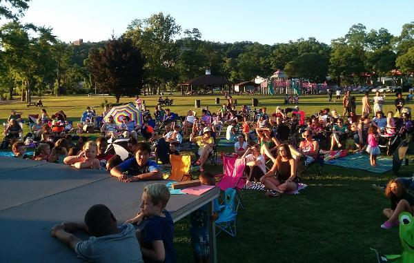 City of Peekskill Riverfront Summer Concert Series: WHAT IT IS at Riverfront Green Park