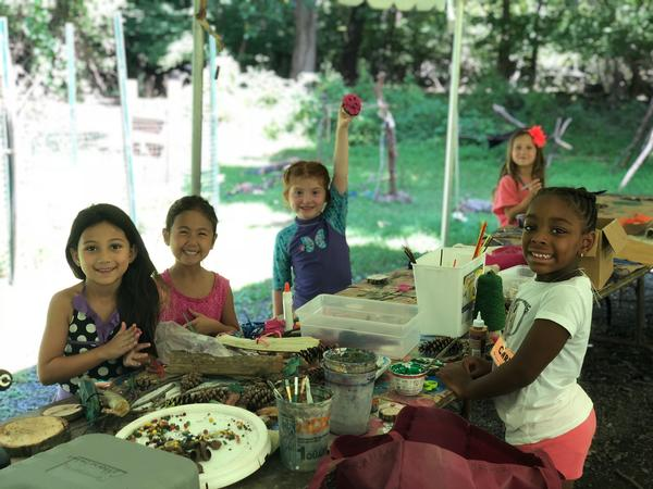 Summer Art Camp Open House at Rockland Center for the Arts