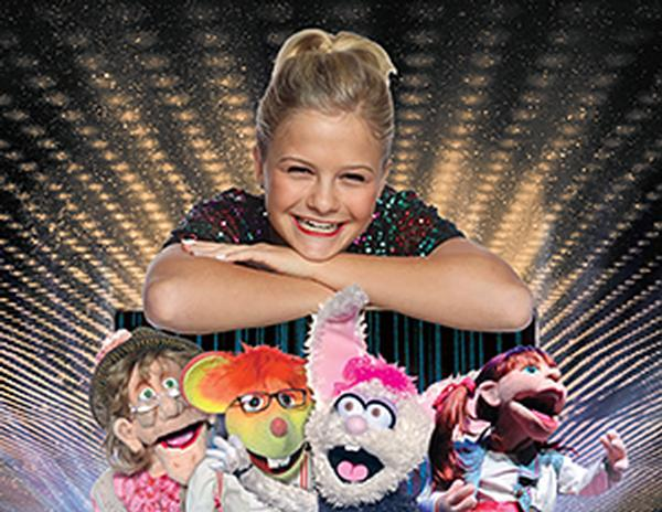 Darci Lynne & Friends - 'Fresh Out of the Box' at New Jersey Performing Arts Center