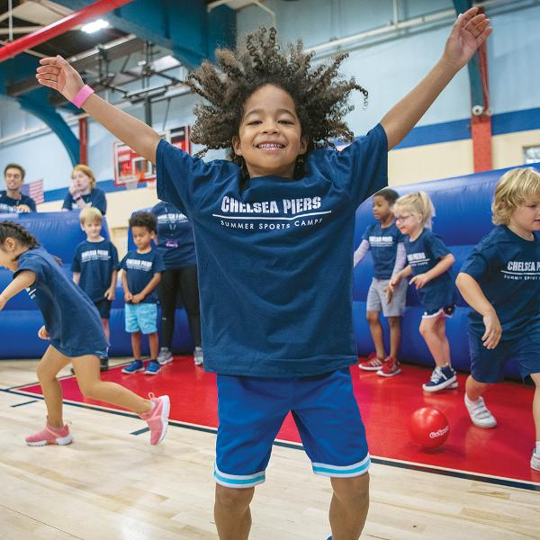 Chelsea Piers Summer Camp Open House at Field House