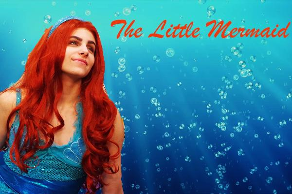The Little Mermaid at Galli Theater