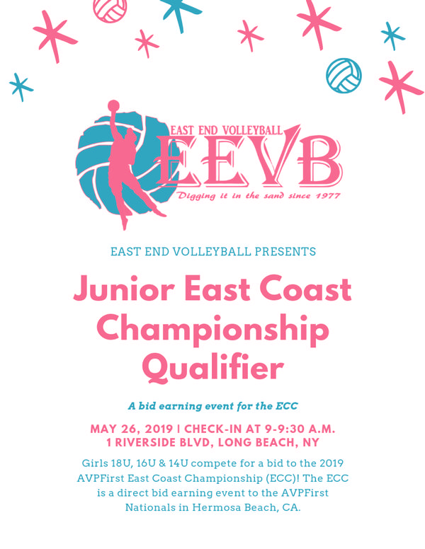 Junior East Coast Championship Qualifier at Long Beach