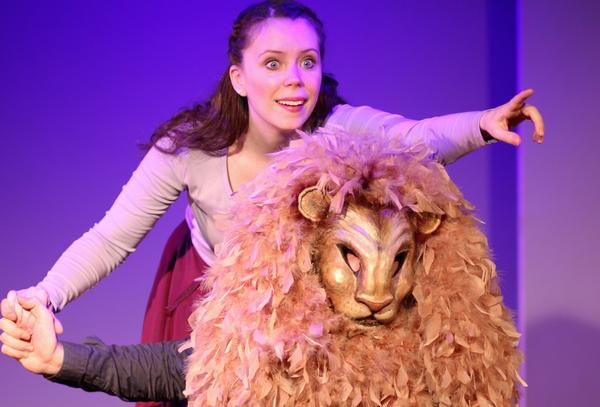 'The Lion, the Witch and the Wardrobe' at St. Luke's Theatre