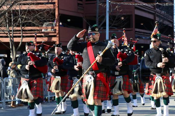 31st Annual Peekskill St. Patrick's Day Parade at Church Of The Assumption