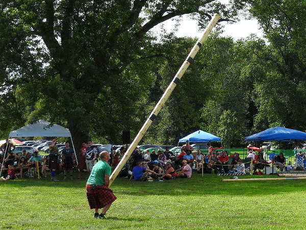 59th Annual Long Island Scottish Festival and Highland Games at Old Westbury Gardens