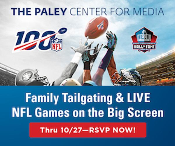 A Century Of Football: Celebrating The NFL's 100th Season at The Paley Center for Media