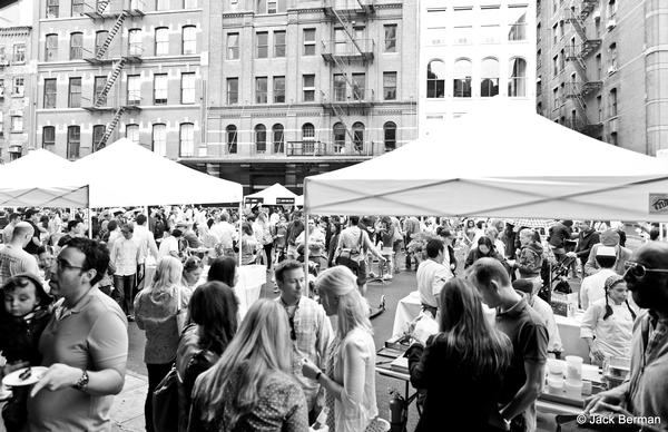 Taste of Tribeca at PS 150 and PS 234