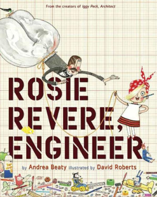 Rosie Revere Engineer Storytime at The Skyscraper Museum