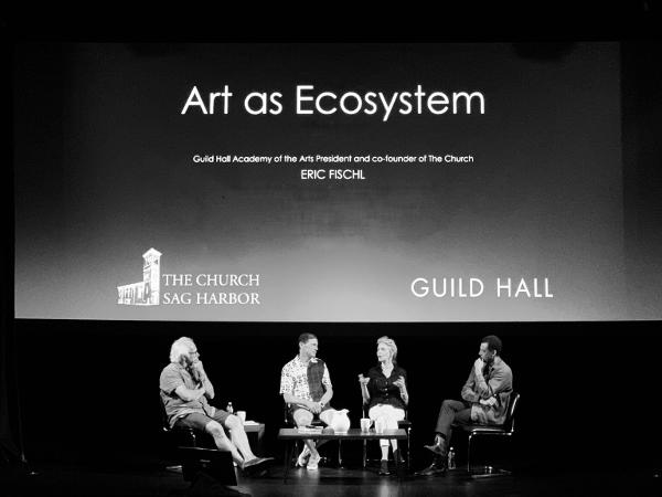ONLINE Art as Ecosystem: Building Community through Artist-led Transformative Spaces at Guild Hall of East Hampton