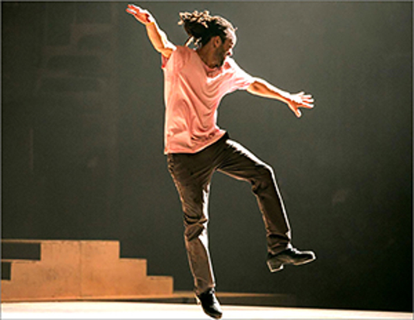 The Tap Dance Kid Directed by Savion Glover at New Jersey Performing Arts Center