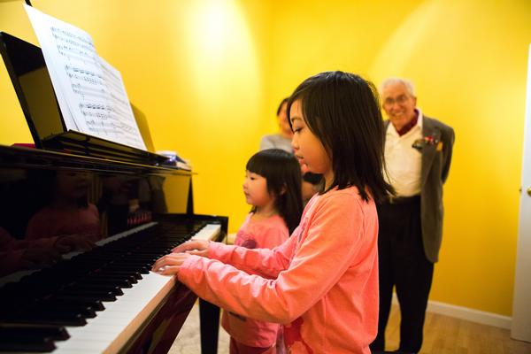 Kids Music Day Open House at Music School of New York City