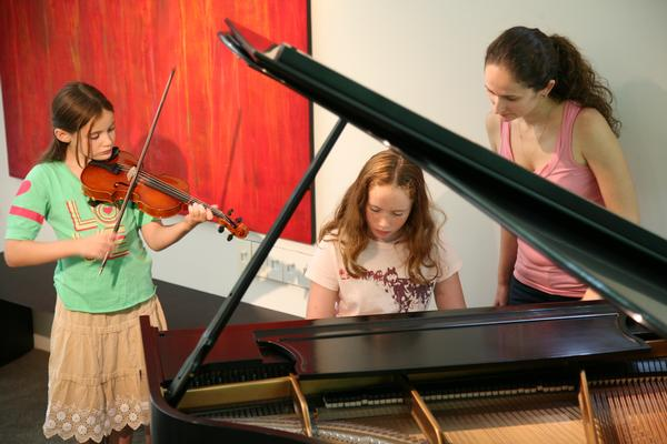 Bring-A-Friend Kids Music Day at Music School of New York City
