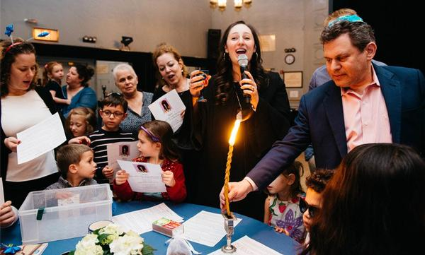 Creative Family Passover Seder Rebecca Schoffer at 92Y