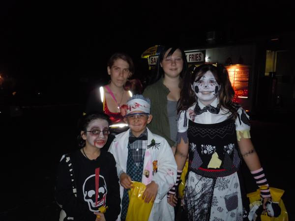 Spooky Fest at Tanglewood Nature Preserve