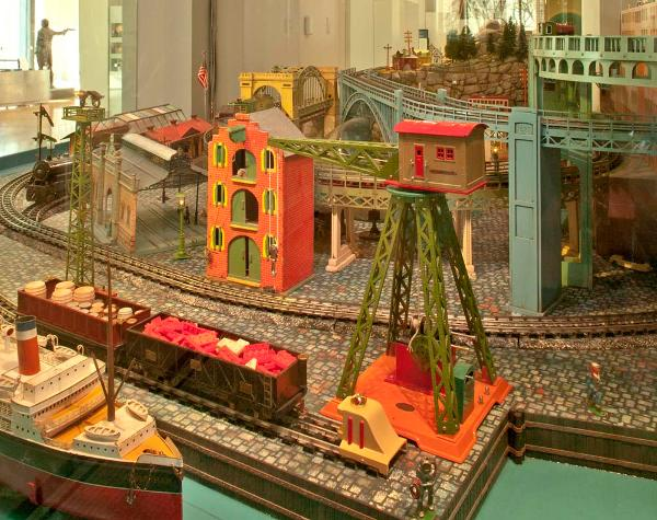 Holiday Express: All Aboard to Richard Scarry's Busytown at New York Historical Society