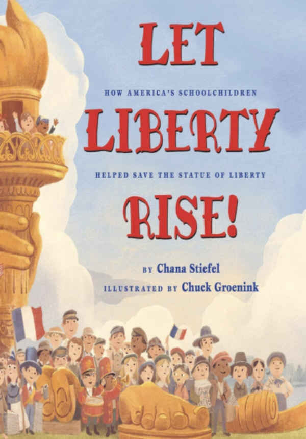 ONLINE A Reading of 'Let Liberty Rise' with Chana Stiefel at The Skyscraper Museum