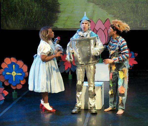 'The Wizard of Oz': A Jazz Musical for All Ages at Harlem Rep/Tato Laviera Theatre