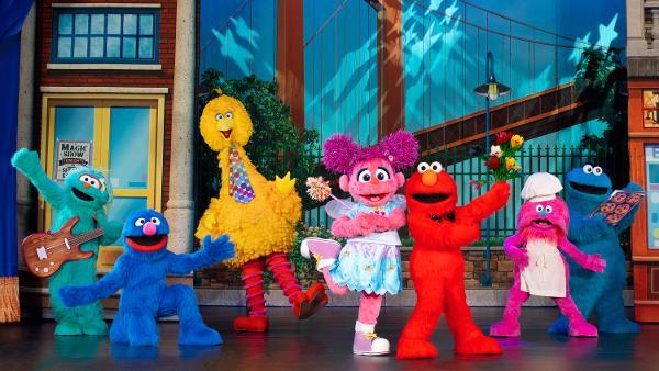 Sesame Street Live! Make Your Magic at NYCB LIVE, Home of The Nassau Veterans Memorial Coliseum