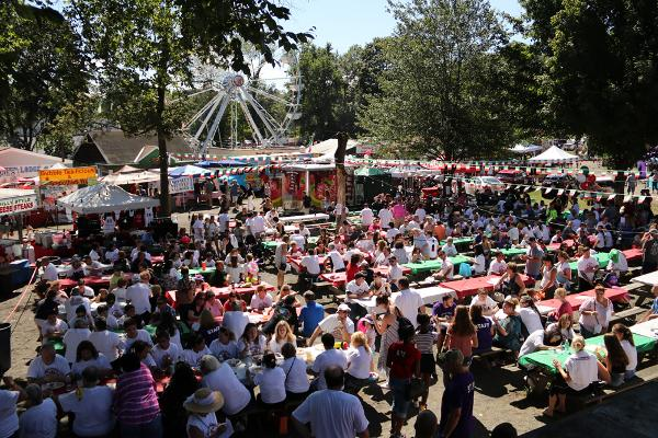 10th Annual Blauvelt Sons of Italy Italian Feast & Carnival at German Masonic Park