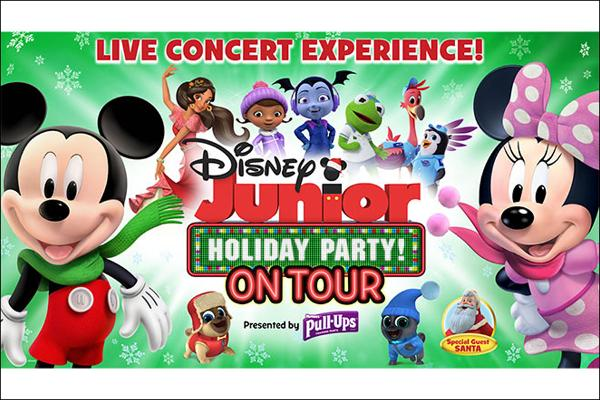 Disney Junior Holiday Party on Tour! at Mayo Performing Arts Center