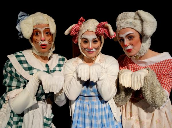 Theatre Three 'The Adventures of Peter Rabbit' Information 04/15/17