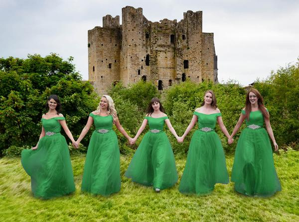 The Celtic Angels at Mayo Performing Arts Center