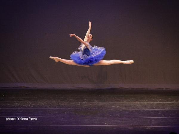 Kozlova International Ballet Competition at Symphony Space
