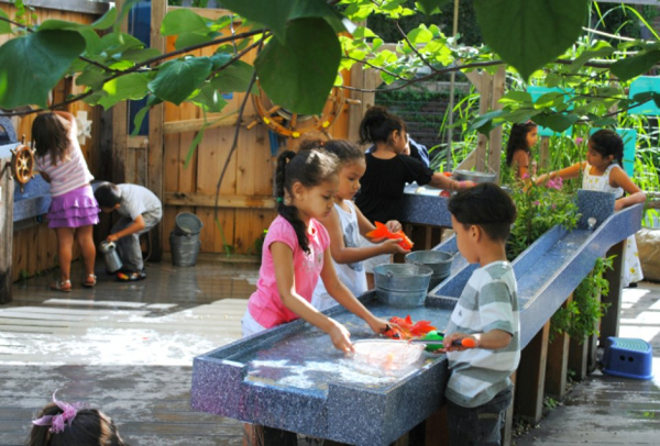 Our Backyard: Seasonal Water Exhibit at Long Island Children's Museum