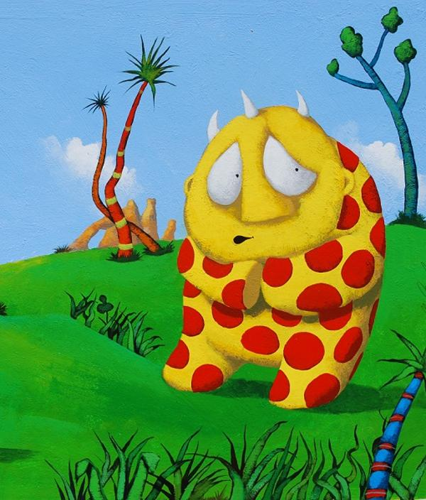 Stories and Sketches with Maggie & the Ferocious Beast Creator Michael Paraskevas at Southampton Arts Center