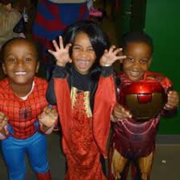 Costume Making: Superheroes, Birds, and Fairies at SPARK by Brooklyn Children's Museum