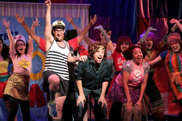 Story Pirates Musical Sketch Comedy Powered by Kids at Symphony Space