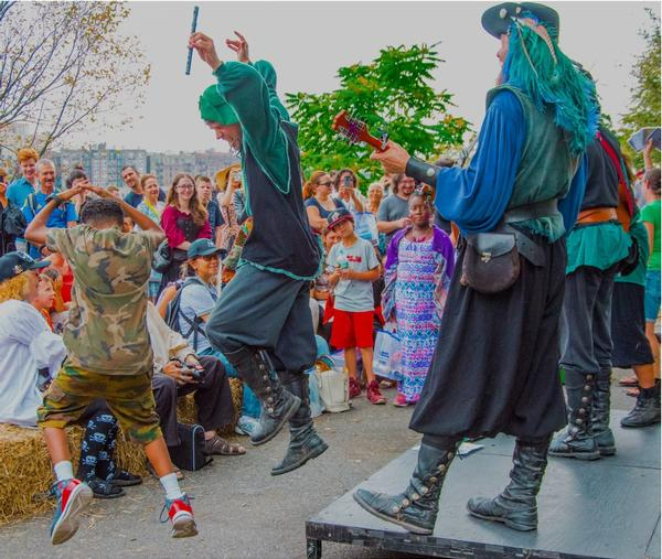 The Medieval Festival at The Cloisters at Fort Tryon Park