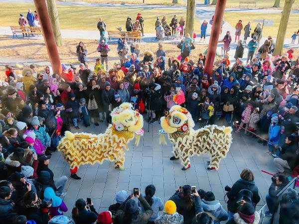 Lunar New Year Celebration at Queens Botanical Garden