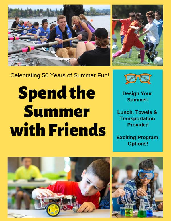 Friends Academy Summer Camp Open House at Friends Academy