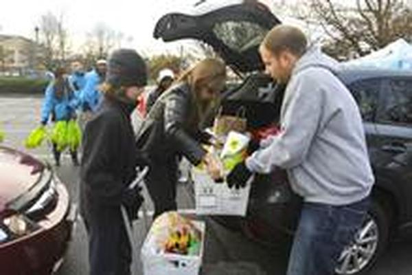 10th Annual Bethpage Turkey Drive Benefiting Island Harvest at Bethpage Federal Credit Union