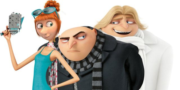 Movies Under the Stars: 'Despicable Me 3' at Owl's Head Park