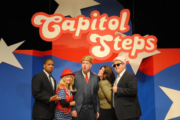 The Capitol Steps- The Lyin' Kings at Paramount Hudson Valley