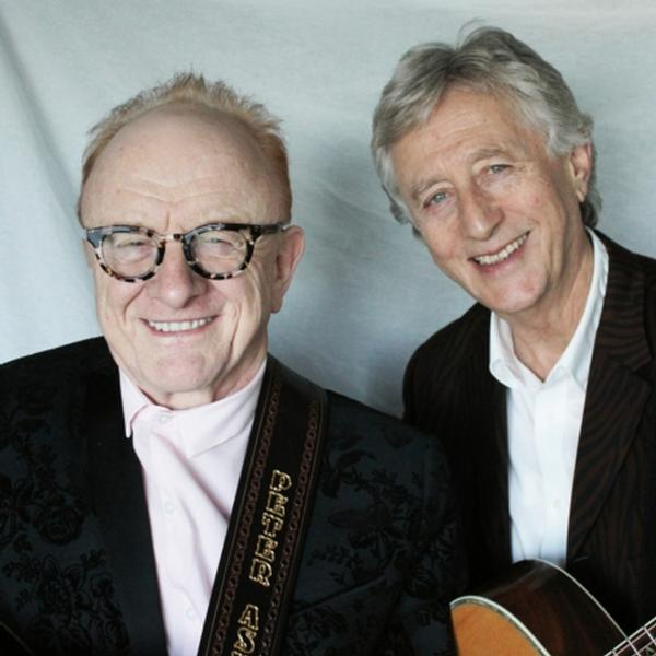 Peter Asher & Jeremy Clyde at Westhampton Beach Performing Arts Center