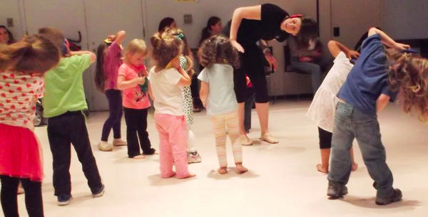 Dance With Me at Middle Country Public Library