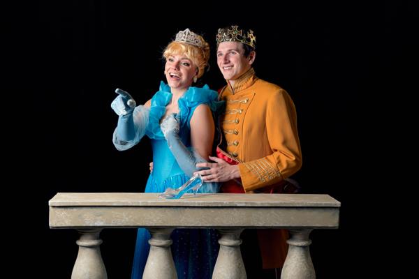 Cinderella at The Showplace at Bellmore Movies