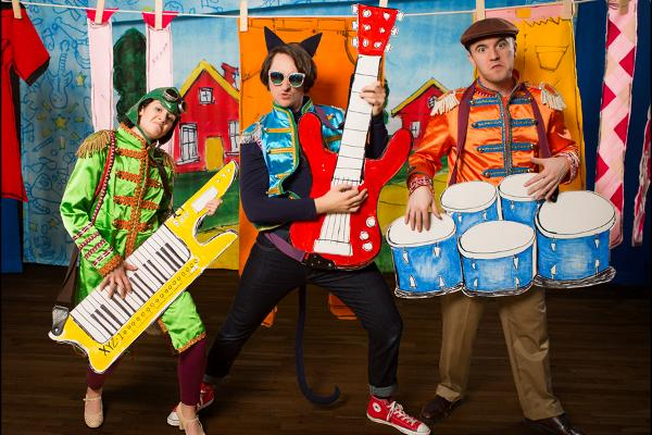 Pete the Cat at Mayo Performing Arts Center