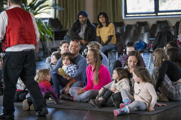 Wintry Animal Stories and Songs with NYPL at Wave Hill